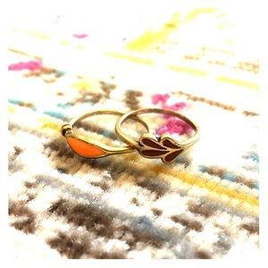 Stacking Rings from Lucky Brand